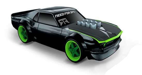 super mega bloks need for speed ford. Black Bedroom Furniture Sets. Home Design Ideas