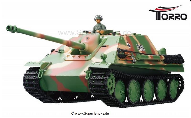 super torro rc panzer jagdpanther. Black Bedroom Furniture Sets. Home Design Ideas