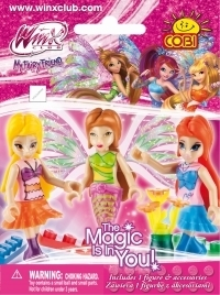 Winx Club 2 Sammelfiguren unsortiert