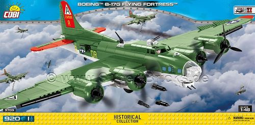 B-17 Flying Fortress (920 Teile)