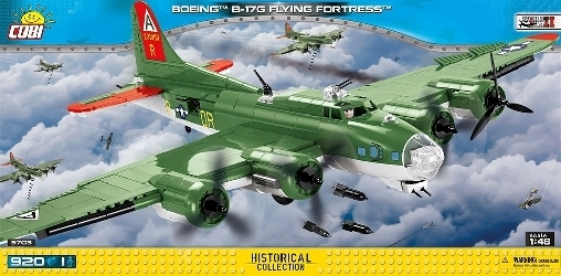 B-17 Flying Fortress (900 Teile)