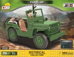 Jeep Ford GP Britishes Commando (91 Teile)