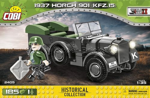 Kfz 15 Horch 901 (190 Teile)