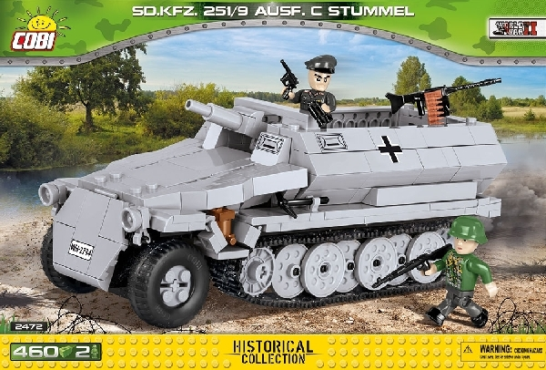 2472_Cobi_2.WK_SdKfz_251-9_Ausf_C_Stummel_www-super-bricks.de_1
