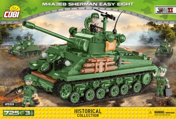 2533_Cobi_2.Weltkrieg_Sherman_M4A3E8_Easy_Eight_www.Super-Bricks.de_1