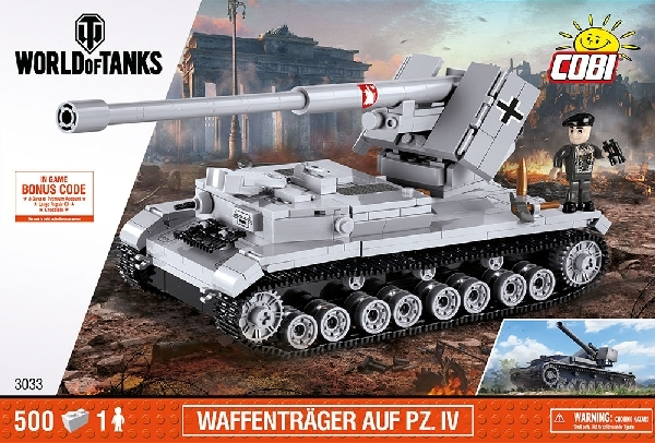 3033_Cobi_2.WK_World_of_Tanks_Waffentraeger_auf_Pz_IV_www-super-bricks.de