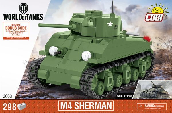 3063_Cobi_2.WK_1-48_M4_Sherman_www.Super-Bricks.de_1