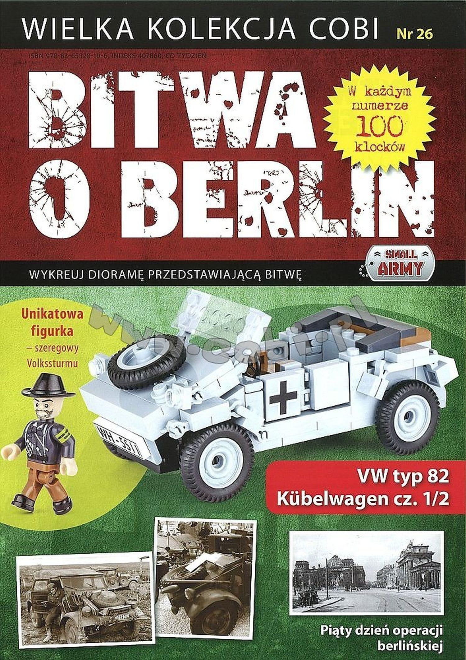 555526_Cobi_2.WK_Sammelheft_26,27_Kuebelwagen_www-super-bricks.de_1_Cobi_2.WK_www-super-bricks.de
